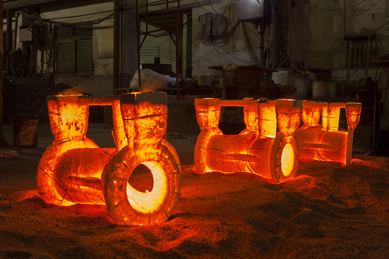 Casting Services at Horizon Metals, Inc.