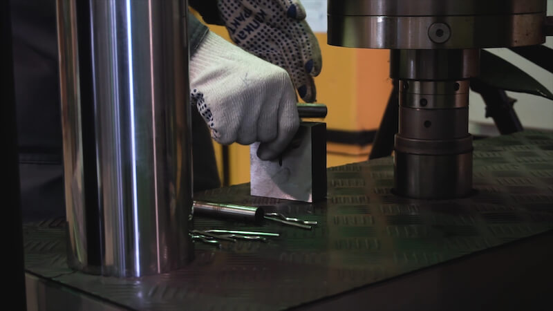 In-House Mechanical and Chemical Testing at Horizon Metals, Inc.