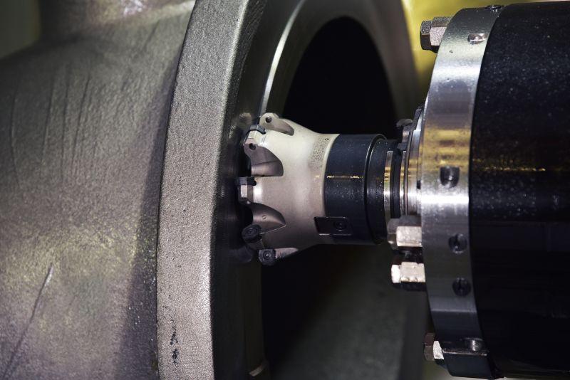 Machining Services at Horizon Metals, Inc.